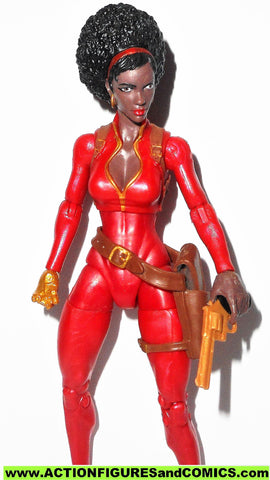 Marvel legends MISTY KNIGHT Rhino spider-man wave series complete universe