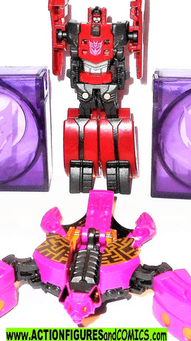 Transformers classics RATBAT FRENZY fall of cybertron generations