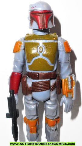 star wars action figures BOBA FETT 1979 1980 kenner vintage 100% complete
