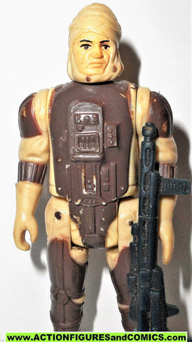 star wars action figures DENGAR 1980 kenner vintage 100% complete #s107