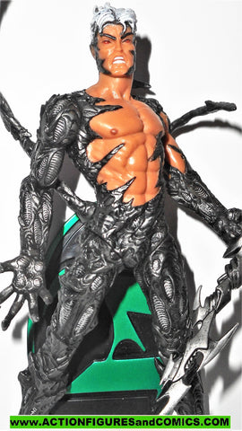 WITCHBLADE moore collectibles KENNETH IRONS complete 1998 6 inch