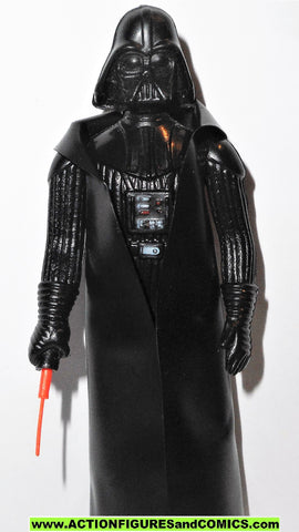 star wars action figures DARTH VADER 1977 Hong Kong COO kenner vintage 100% complete