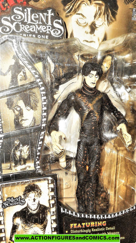 Silent Screamers CESARE the cabinet of Dr Caligari 1919 horror classic moc