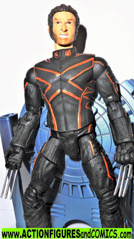 marvel legends WOLVERINE super poseable x-men 2 movie walmart 100