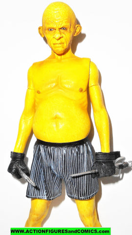 Sin City YELLOW BASTARD 2005 frank miller 2005 movie NO SMILE VARIANT comic Neca