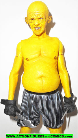 Sin City YELLOW BASTARD 2005 frank miller 2005 movie SMILE VARIANT comic Neca