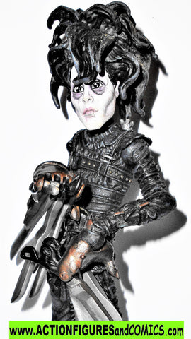 Mezco Horror EDWARD SCISSORHANDS 8.5 inch tim burton johnny depp