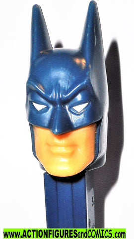 Batman PEZ dispenser 1989 dc universe justice league