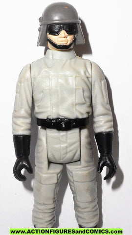 star wars action figures AT-ST DRIVER 1984 kenner vintage FIGURE