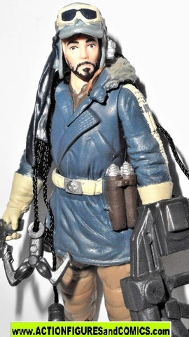 star wars action figures CAPTAIN CASSIAN ANDOR eadu snow hoth rogue one