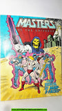 Masters of the Universe MAN AT ARMS 1982 vintage COMPLETE comic he-man 218