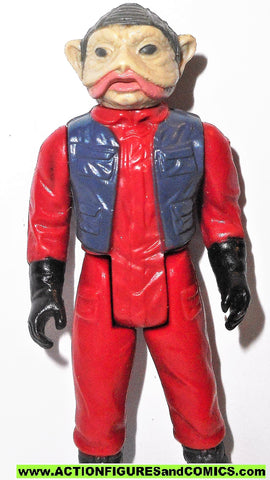star wars action figures NEIN NUNB 1983 vintage kenner FIGURE