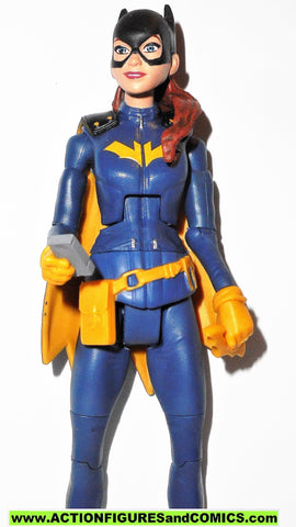 dc universe classics BATGIRL of Burnside multiverse new 52 batman