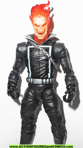 marvel legends GHOST RIDER rhino spider-man infinite series