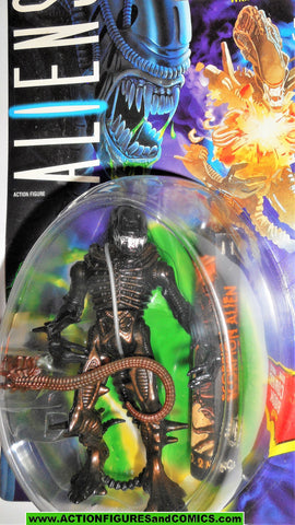 aliens vs predator kenner SCORPION ALIEN warrior 1992 alien movie moc