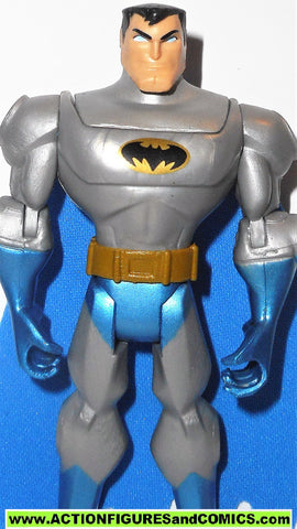 batman the brave and the bold BATMAN GEAR UP Stealth strike animated series fig