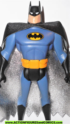 batman animated series BATMAN attack of the penguin 2003 mattel
