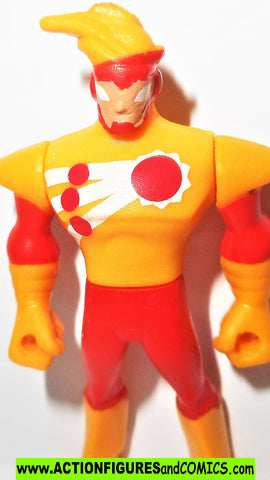 DC mighty minis FIRESTORM justice league action universe cartoon