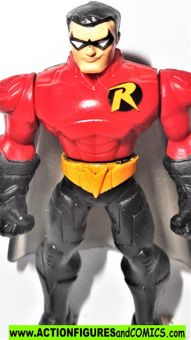 DC mighty minis ROBIN 2 inch Batman Unlimited universe
