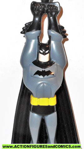 batman animated series BATMAN Grappler CARL'S JR exclusive dc super heroes 2007