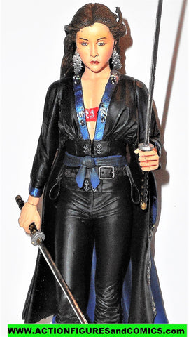 Sin City MIHO full color 2005 frank miller movie comic Neca