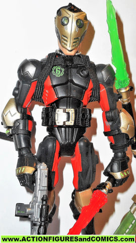 Gi joe FIREFLY sigma 6 six 8 inch action figure 2006 gijoe hasbro fig