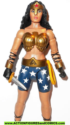 dc universe classics WONDER WOMAN multiverse batman dark knight returns