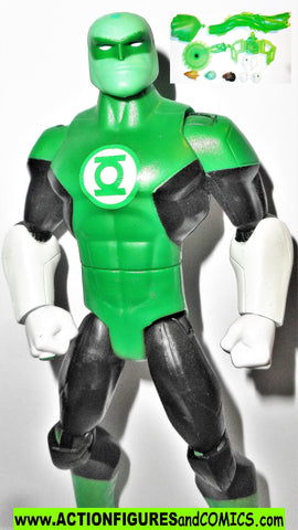 DC universe total heroes Green Lantern GREEN MAN 2014 6 inch action figures