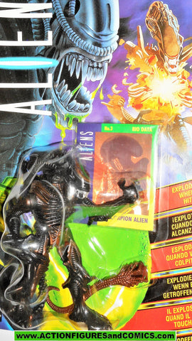 aliens vs predator kenner SCORPION ALIEN 1994 UK European exclusive movie moc