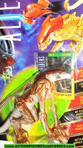 aliens vs predator kenner PANTHER ALIEN 1994 UK European exclusive movie moc