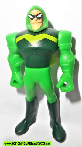 DC mighty minis GREEN ARROW justice league action dc universe