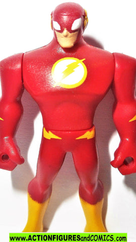 DC mighty minis FLASH barry allen justice league action dc universe