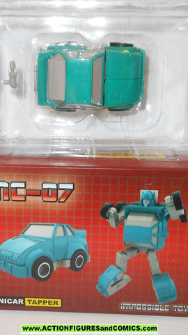 Transformers TAPPER Impossible toys 3rd party MC-07 2014