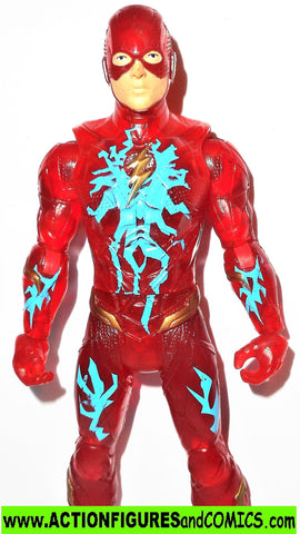 dc universe movie Justice League FLASH barry allen electro strike fig