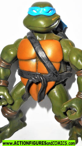 teenage mutant ninja turtles LEONARDO 2003 series 1 tmnt fig
