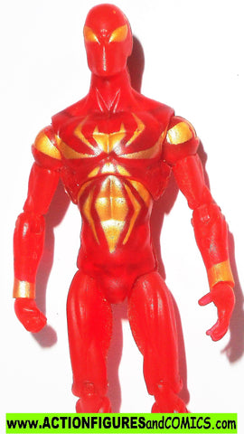 marvel universe IRON SPIDER-MAN translucent VARIANT series 2 21