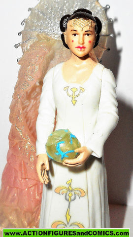star wars action figures PRINCESS PADME AMIDALA celebration ceremony 2005
