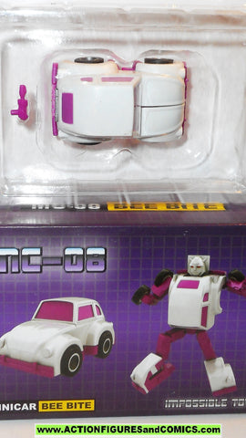 Transformers BEE BITE Impossible toys 3rd party MC-08 2014 bug byte