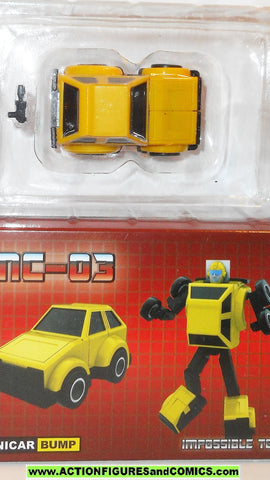 Transformers BUMP Impossible toys 3rd party MC-03 2014 Bumblejumper
