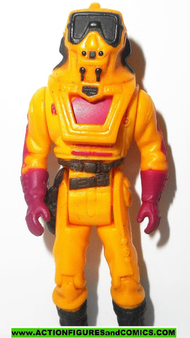M.A.S.K. kenner BRAD TURNER CONDOR complete LONG mask cartoon animated 107