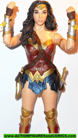 dc universe classics WONDER WOMAN 12 INCH multiverse batman v superman