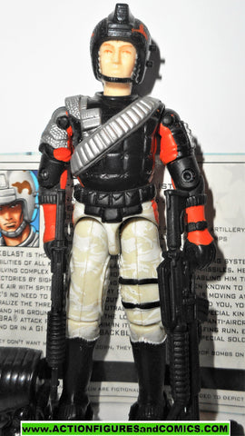 gi joe BACKBLAST 2005 v4 winter operations valor vs venom vvv Complete tru