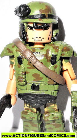 minimates Aliens HICKS battle damaged movie horror classic