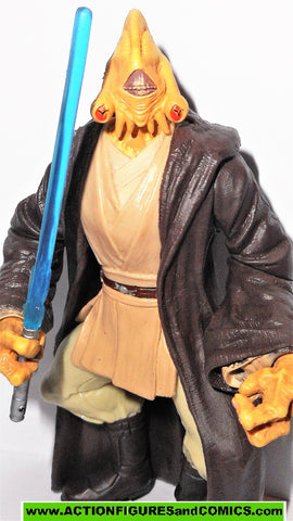 star wars action figures PABLO JILL otc 2005 saga geonosian battle
