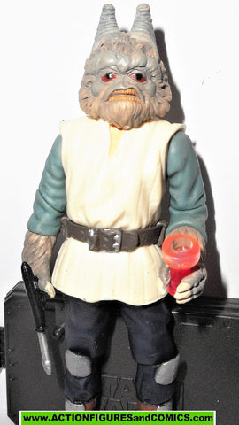 star wars action figures FELTIPERN TREVAGG mos eisley cantina bar OTC 2005