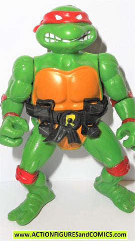 teenage mutant ninja turtles RAPHAEL 1988 vintage original hard head raph