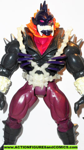 marvel universe toy biz VENGEANCE GHOST RIDER 10 inch animated deluxe