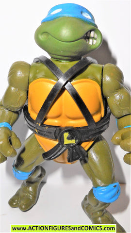 teenage mutant ninja turtles LEONARDO 1988 vintage original hard head leo