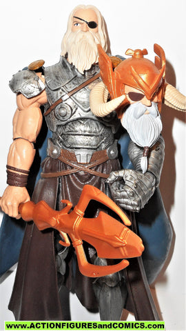marvel legends ODIN ALLFATHER THOR BAF complete build a figure hasbro 2015 2