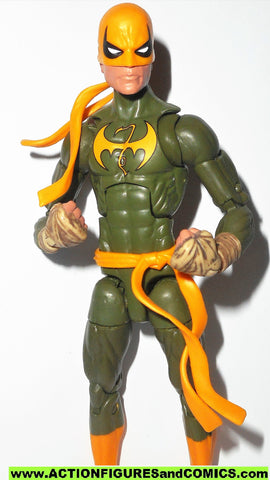 marvel legends IRON FIST dormammu series 2016 danny rand action fig